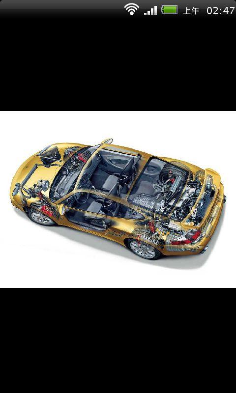 超清晰汽车透图