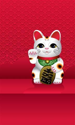 招财猫壁纸 应用截图 高清图片