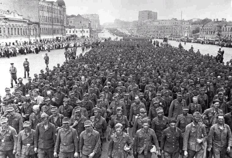 苏德战争纪录片《伟大的卫国战争》下载