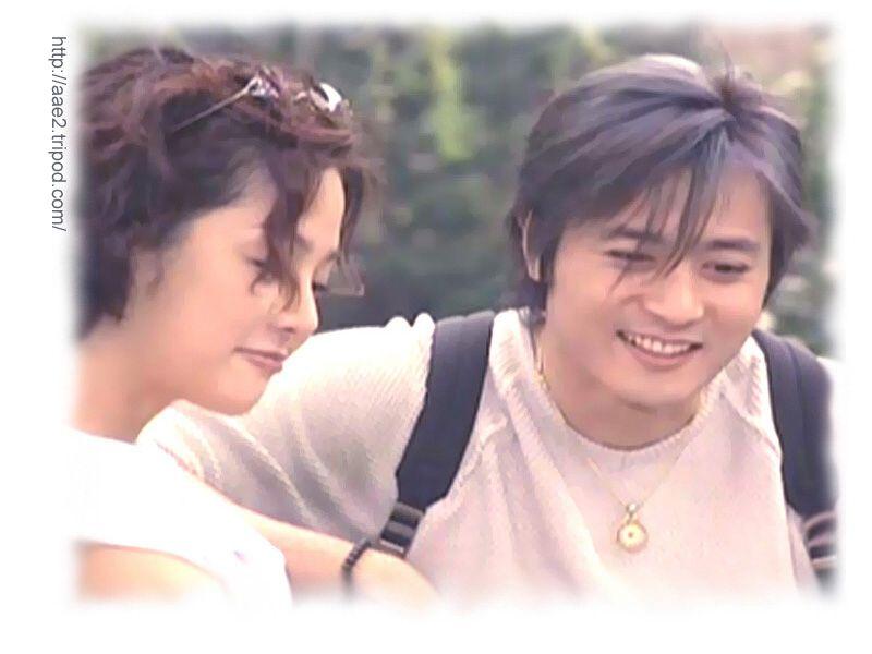 蔡琳爱上女主播剧照_2002年6月24日-2003年6月27日       6,张东健vs蔡琳《爱上女主播》