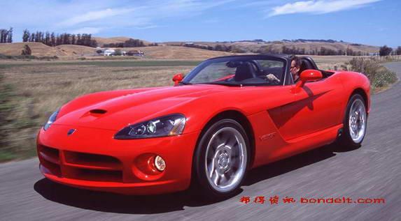 蝰蛇srt2015款汽车   美式经典跑车道奇蝰蛇图赏   汽车标志高清图片
