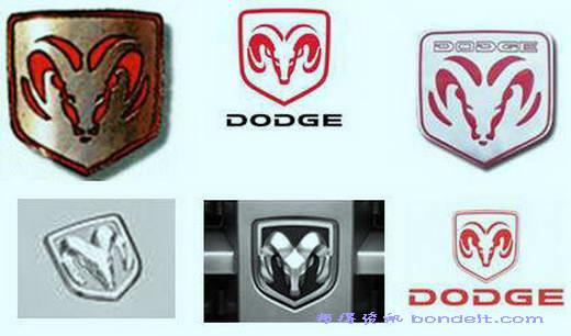 汽车标志道奇公羊和它的故事   羚羊 羊头 标志 logo 欧美 高清图片