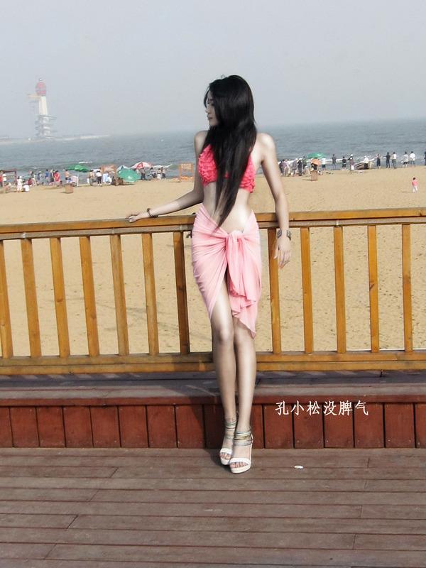 大大大长腿美女孔燕松最最新性感照片大全