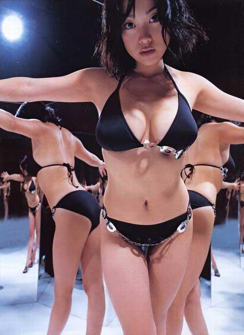 来源:人民网天津视窗~~~日本模特小向美奈子曝女星是