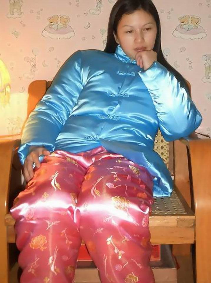 大襟段袄_大襟缎袄_大襟衣图片-中国图片资源网