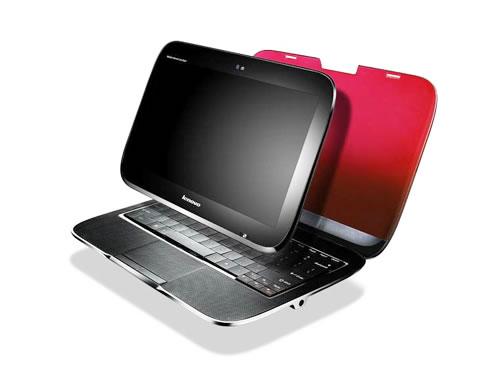 Lenovo IdeaPad U1 Hybrid:可以拆分的笔记本_