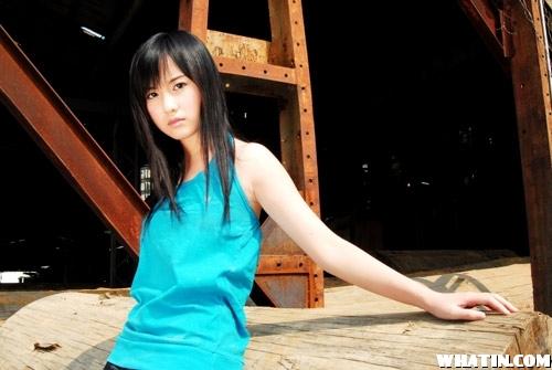 台湾超人气可爱美少女妮妮最新外拍