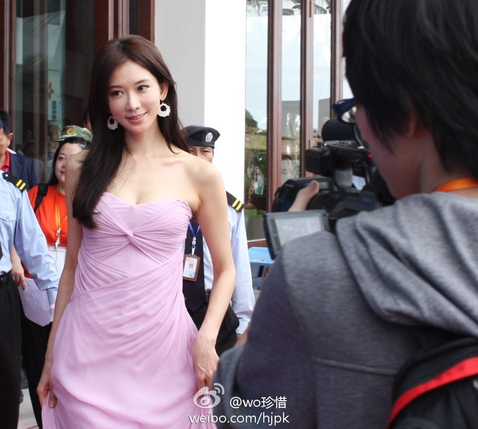 人物 中国第一美女