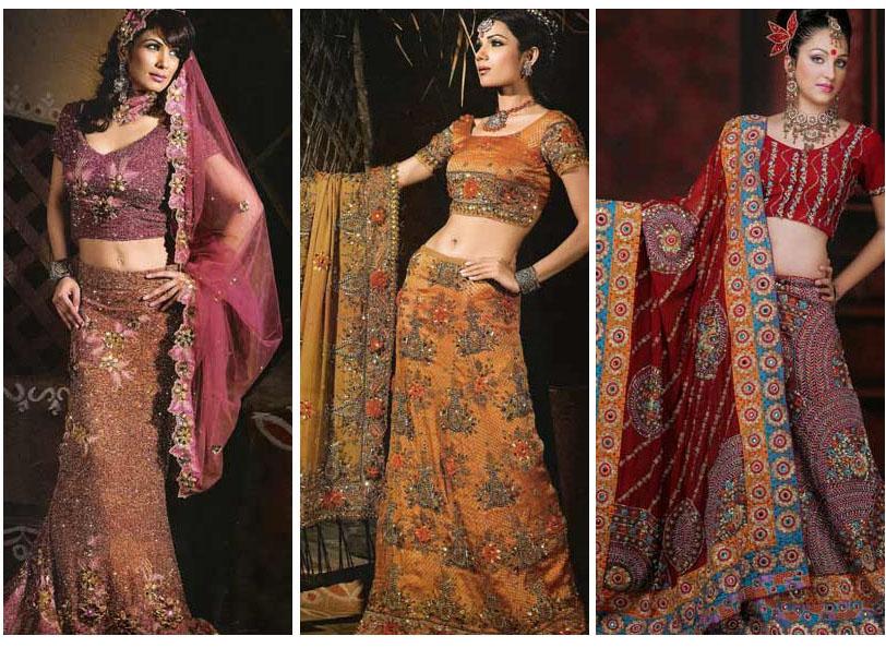 婀娜多情的印度美女