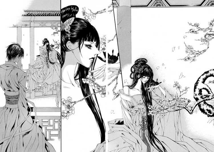 水神的新娘 画面一流的古风之作图片