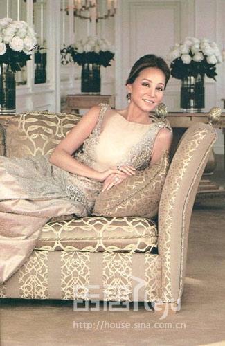2008十大网络美女评选介绍之:76岁高龄少女依莎贝尔