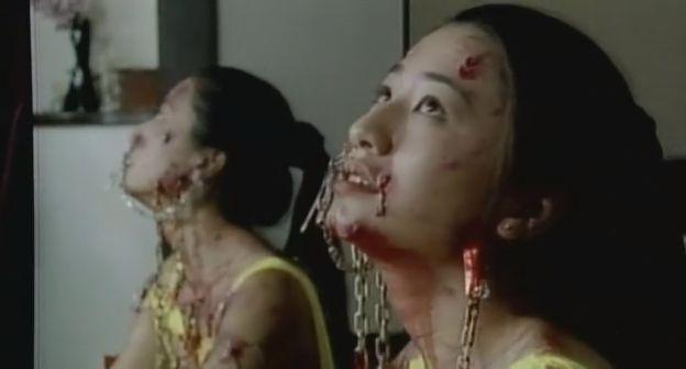 推荐日本cult电影《女虐》