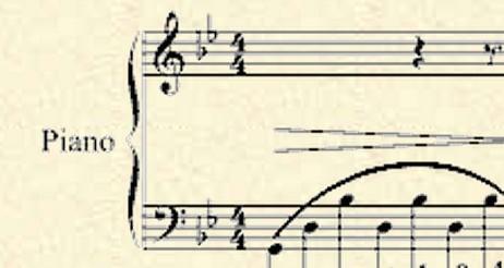 一是关于五线谱各调怎么弹的问题:见图图片