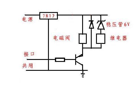 单片机控制电磁阀分享展示图片