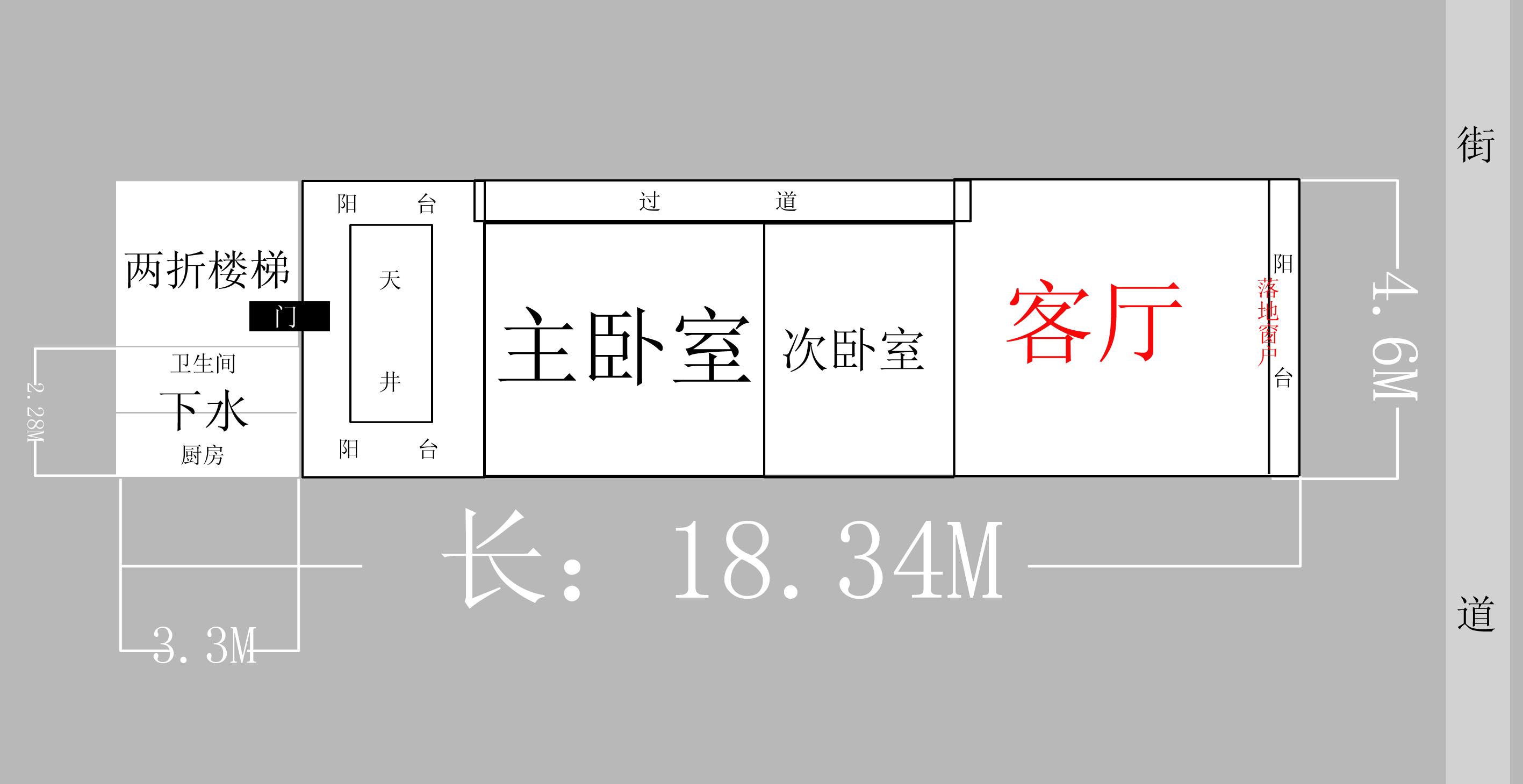 【2017独栋别墅设计图带效果图】_农村独栋小图片