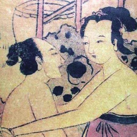 素女经春宵秘戏图_素女经秘戏图本_素女经秘戏图 ...