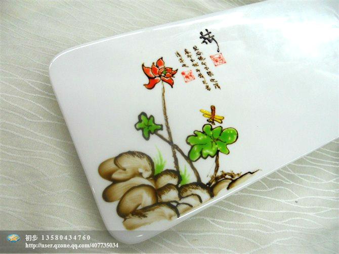 菜品盘式果酱画简单的 盘式围边果酱点缀 简单盘式围边果
