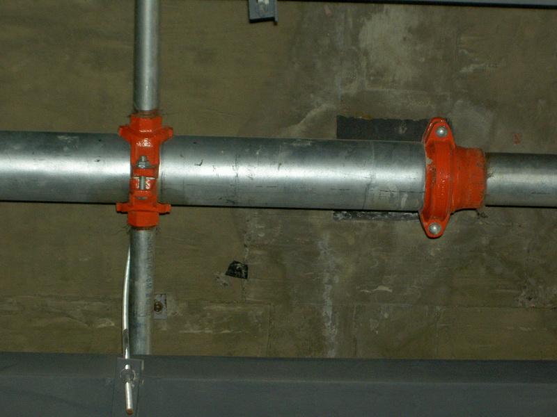 直埋电缆管道(镀锌钢管) 接头连接方式, 规范有要求吗