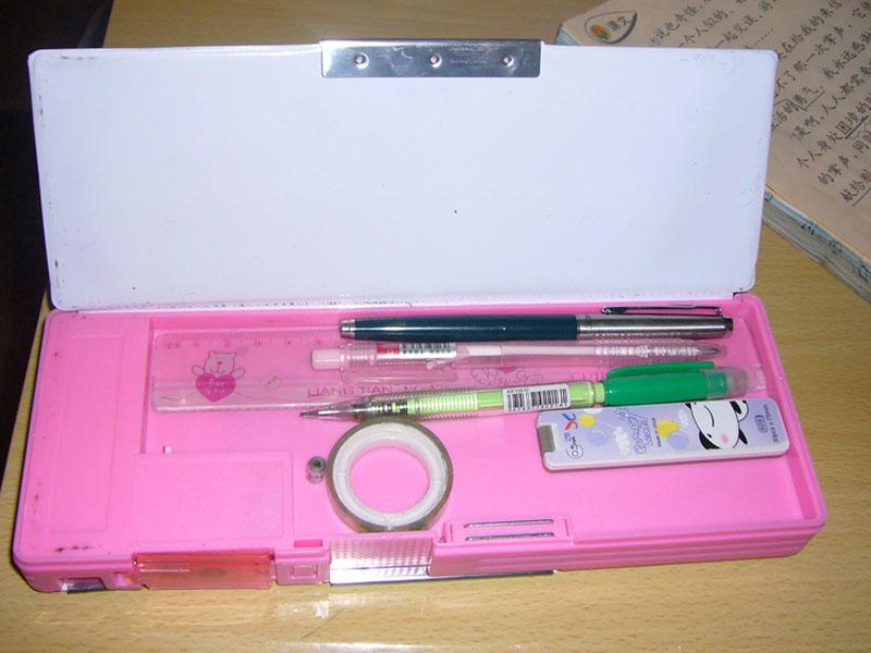 我的文具盒日记_漂亮的文具盒_可爱华睿_百度空间