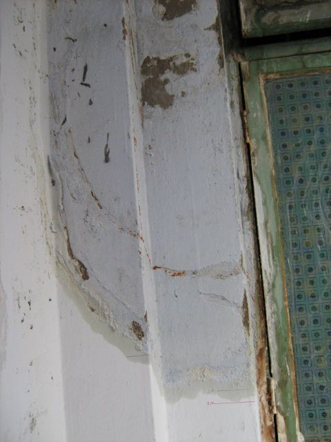 偷窥厕所五月_到五月十日上午止,整个厕所窗户左面的浸水痕迹.