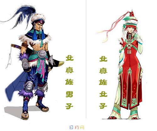 女真(或女贞与女直),亦作女真族,源自3000多年前的 肃慎 , 汉-晋...  女真族的前世今