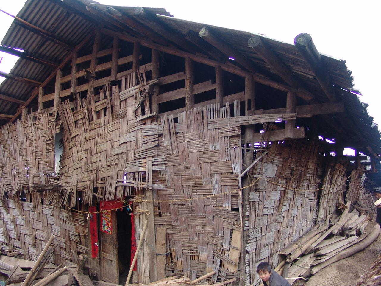毕节农村房子_几张贵州贫困农村平常的照片图片
