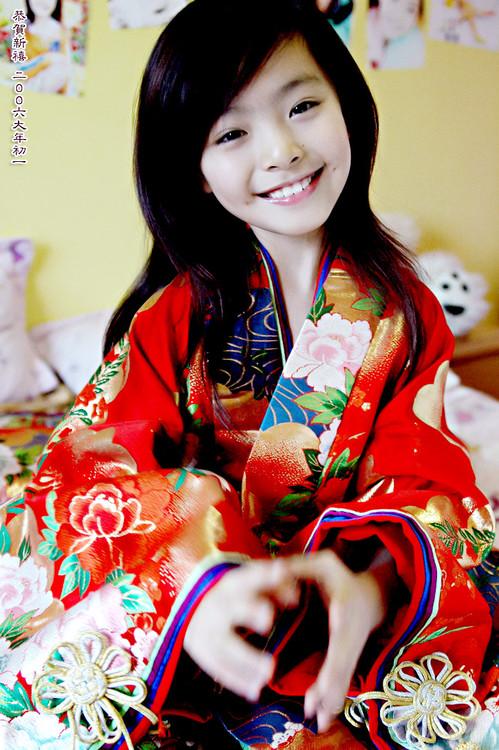 世界最漂亮的小女孩_送TA礼物