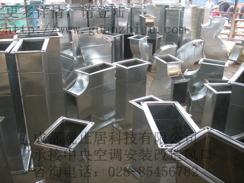 空调风管制作_镀锌钢板风管的技术性能