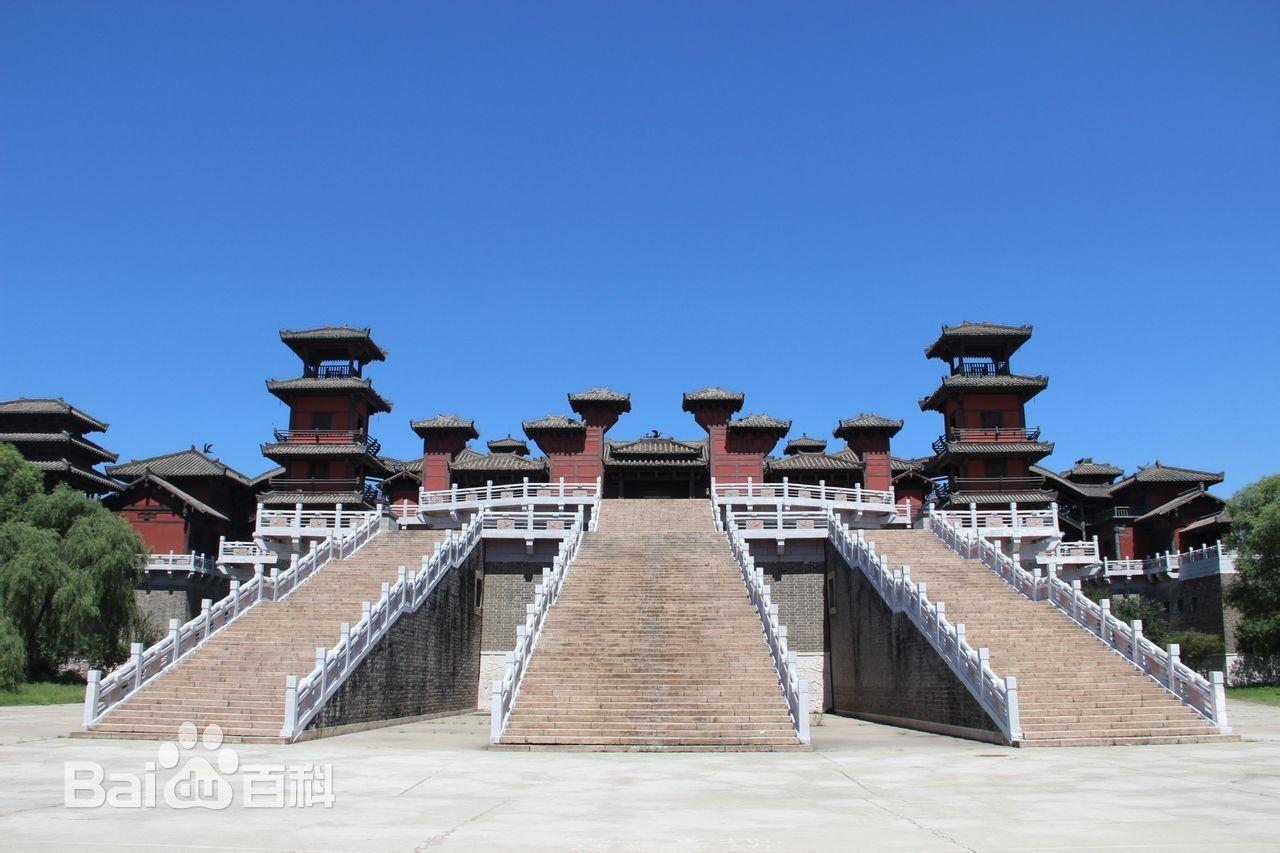 3 Bed 涿州影视城图片 百度百科