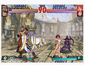 基本信息:游戏名称: 豪血寺一族三代 游戏英文名: power instinct 3
