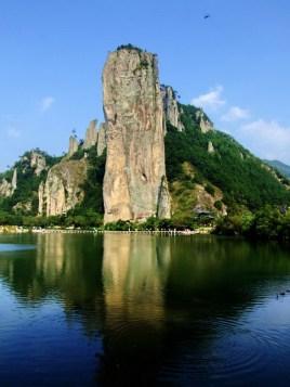 縉云仙都風景區一天怎么玩?