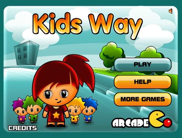 单人小游戏闯关版_送小朋友回家(kids way)是一款闯关类型的敏捷小游戏,游戏内容是送
