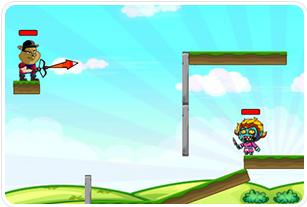 单人小游戏闯关版_《仓鼠灭僵尸》是一款闯关类益智小游戏.