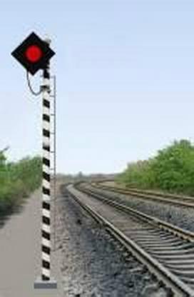 遮斷信號機(英文名mono-indication obstruction signal),用于出行圖片