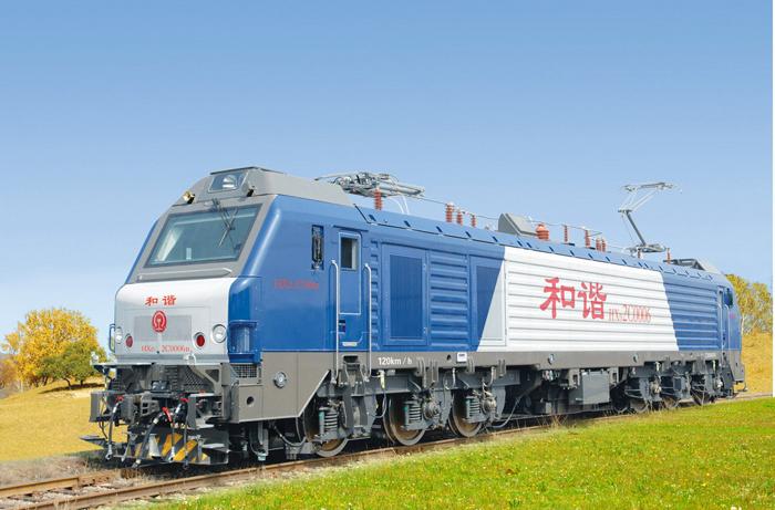 ��C��[�2_hxd2c型电力机车