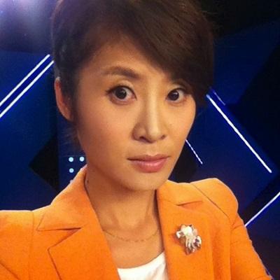 孫靜,成都電視臺主播.在四川衛視奶茶哥的節目中,表現相當過激.圖片