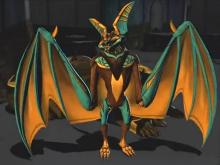 变形形态:有机化蝙蝠