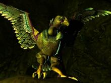 变形形态:机械秃鹰