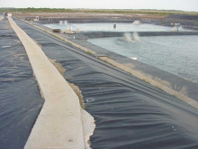 土工膜施工作用及��用效果