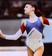 罗马尼亚体操队_曾是罗马尼亚女子自由体操的领军人物.