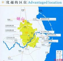 砀山县地域位置图