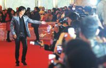 中國作家富豪榜文化盛典:唐家三少