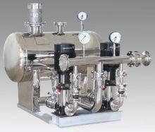 無負壓變頻供水設備系統圖片