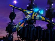 变形模式:喷气式战斗机