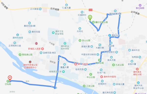 漳州南山容g*9d�a�_漳州公交15路