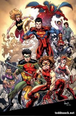 少年正义联盟2 17_少年正义联盟(美国DC漫画旗下超级英雄团队)_百度百科