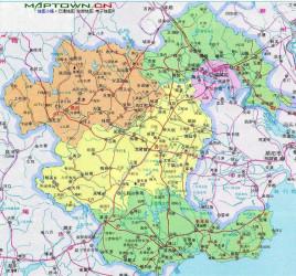 江苏省周边省份有什么好玩的地方,风景名胜?