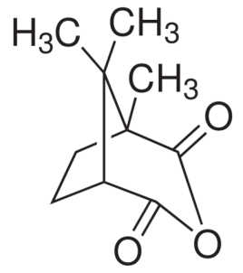 ±_(±)-樟脑酸酐_百度百科