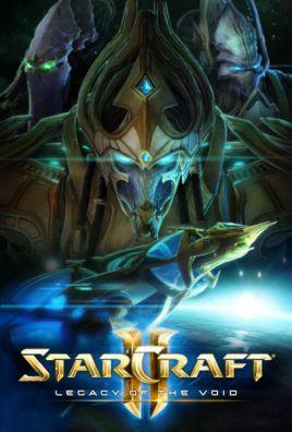《星际争霸2:虚空之遗(starcraft 2 legacy of the void)》9月13首映