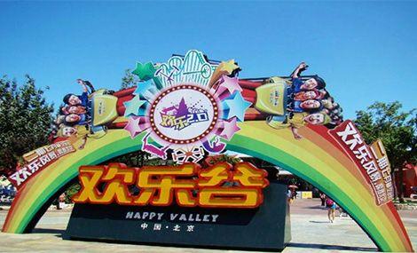 【十八里店】北京歡樂谷圖片